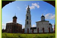 Туры по Золотому Кольцу России из Москвы